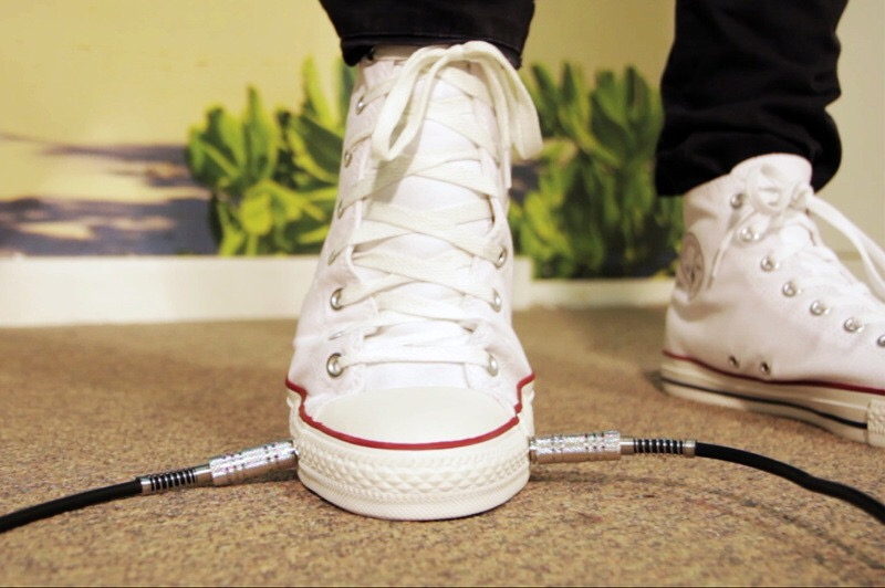 d3b56b3eb7c5 Whoa  Converse Unveils A Shoe With A Wah Pedal Built In – This Demo ...