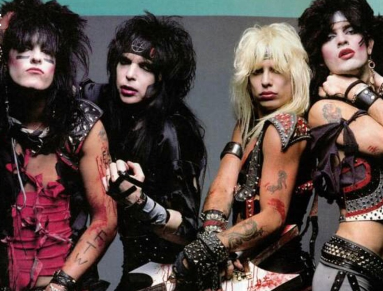 Mötley Crüe RELEASE TWO MORE NEW SONGS FROM 'THE DIRT